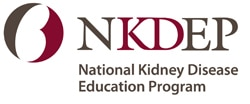 NKDEP National Kidney Disease Education Program logo