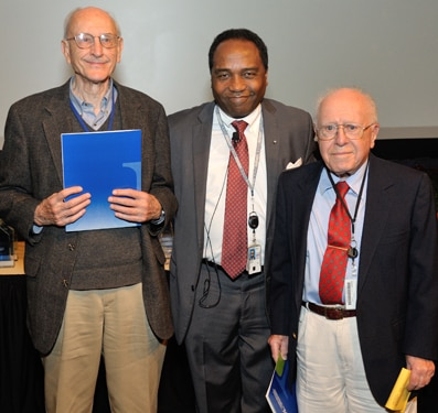 Drs. Davies, Rodgers, and Cabib