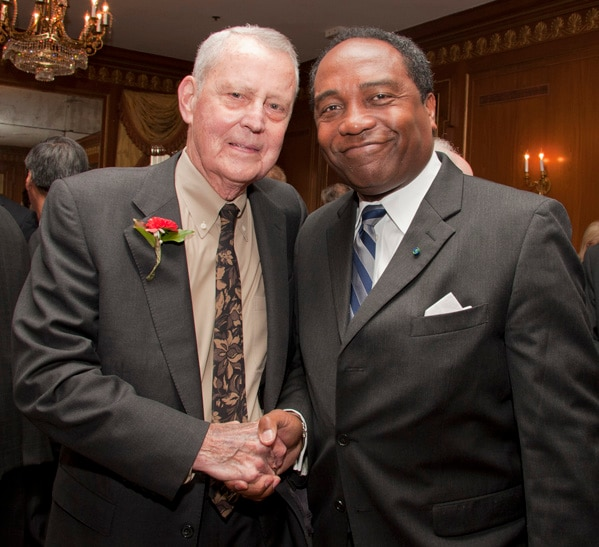 Drs. Starzl and Rodgers