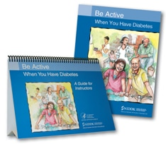 Be Active covers