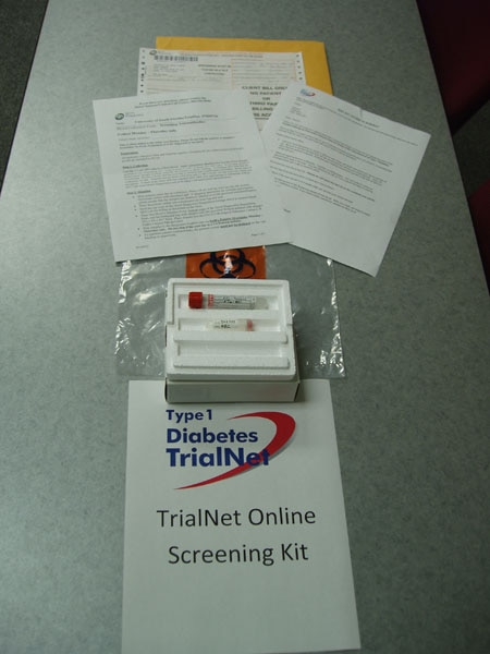 Image of TrailNet online Screening Kit