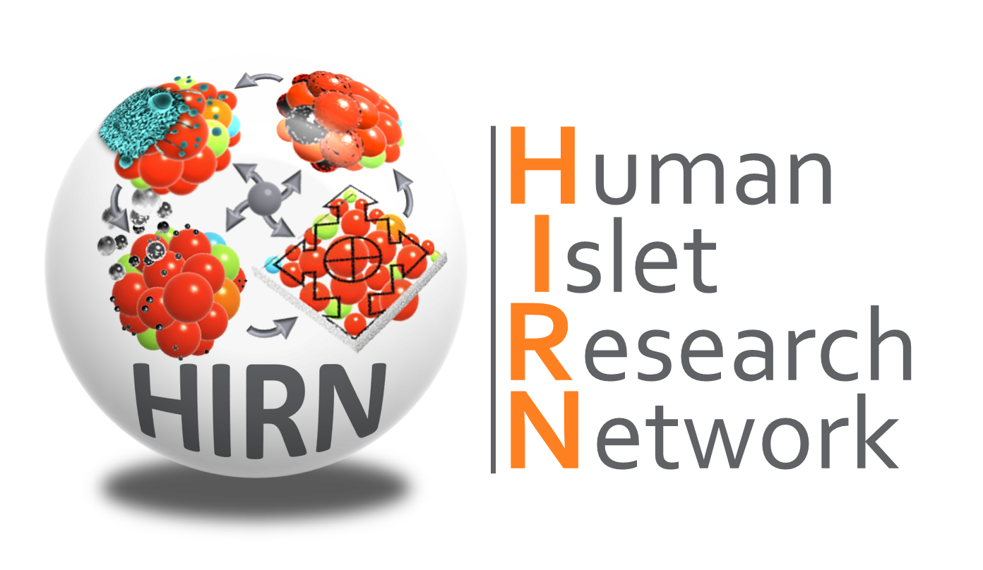 Human Islet Research Network logo