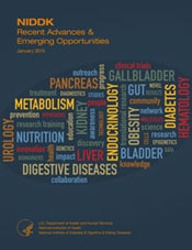 Image of cover of NIDDK Recent Advances & Emerging Opportunities