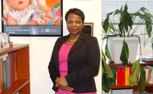 Photo of Dr. Marva Moxey-Mims