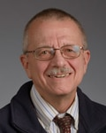 Photo of Dr. Van Hubbard