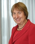 Photo of Dr. Judith Fradkin