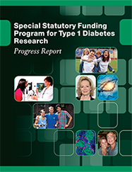 Cover of Special Statutory Funding Program for Type 1 Diabetes Research 2016 Progress Report