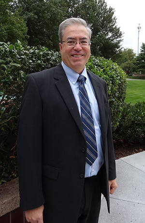 Photo of Dr. Christopher Lynch