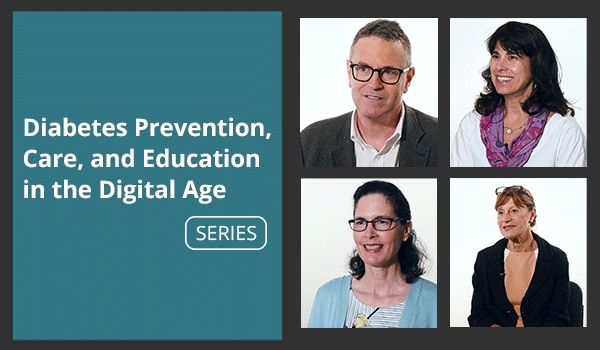 Diabetes Prevention, Care, and Education in the Digital Age
