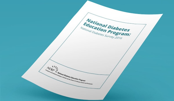 NDEP National Diabetes Survey