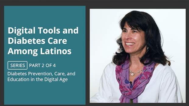 Digital Tools and Diabetes Care Among Latinos