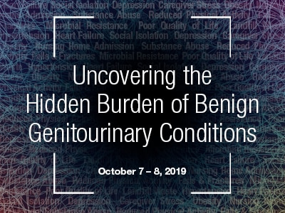 rotator card image for Uncovering the Hidden Burden of Benign Genitourinary Conditions meeting