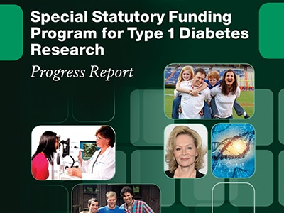 Special Statutory Funding Program for Type 1 Diabetes Research Progress Report