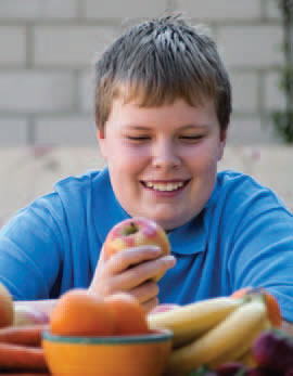Calories For Overweight Child