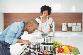 Пара приготовления овощей