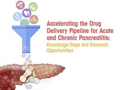 Web rotator for the 2018 Accelerating the Drug Delivery Pipeline for Acute and Chronic Pancreatitis: Research Gaps and Opportunities meeting