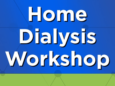 Home Dialysis Workshop web rotator