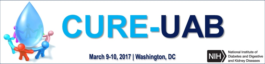 Banner for the 2017 3rd International Congress for Underactive Bladder