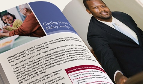 Image of the Kidney Sundays: A Toolkit book
