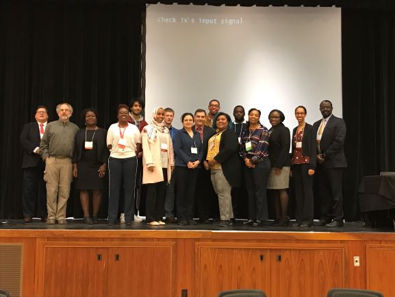 Participants of the NMRI 2019 Mid-West Regional Meeting