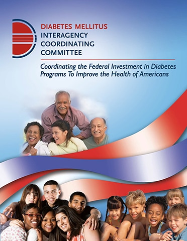 DMICC: Coordinating the Federal Investment in Diabetes Programs To Improve the Health of Americans 2009 publication cover