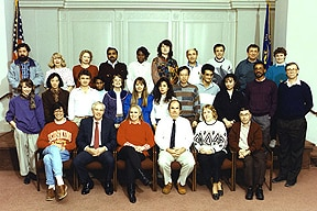 Photo of Laboratory of Medicinal Chemistry, 1991
