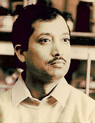 Photo of Apurba K. Bhattacharjee