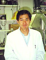 Photo of Alex H. C. Chang
