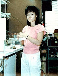 Photo of Grace Jung
